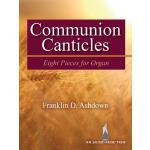 【预订】Communion Canticles: Eight Pieces for Organ