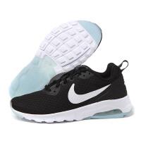 NIKE耐克女鞋休闲鞋夏季air max气垫网面透气跑步运动鞋833662