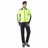 秋冬长袖骑行服套装 抓绒上衣 骑行套装自行车骑行服套装