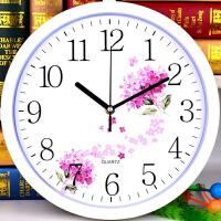 挂钟客厅挂表卧室静音卡通钟表石英钟 其他