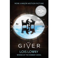 英文原版 记忆传授人 The Giver Movie Tie-In Edition