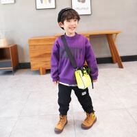 男童卫衣冬装新款 儿童打底衫男孩童装