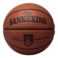 软皮室外学生比赛用球 水泥地耐磨真皮手感7号篮球 软皮耐磨超纤-SP-152