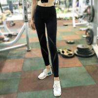 瑜伽裤女紧身运动长裤健身房速干透气高腰弹力跑步显瘦健身裤