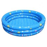 三环充气游泳池婴幼儿童戏水池海洋球池沙池决明子池帐篷球池