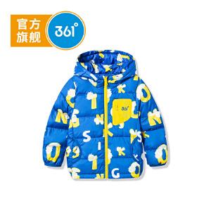 361度童装 男童羽绒服儿童两面穿羽绒服冬季儿童羽绒服K51744912