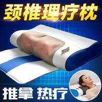 枕劲椎病电动肩周炎曲度中频按摩器枕头理疗牵引枕头 颈椎病护颈定制