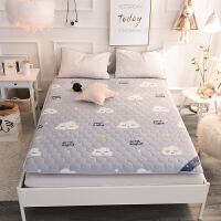榻榻米床垫1.8m床褥子1.5米单人双人垫被学生宿舍地铺睡垫1.2