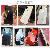 iphone11玻璃手机壳promax镜面苹果11原装外壳pro网红限量版r潮ins风max潮牌 买家体验展示(此项)