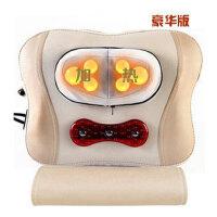 颈椎按摩师 颈椎按摩器加热豪华按摩器腰部背部颈椎 腿部按摩器SN2510