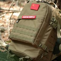 户外登山包战术双肩背包俄罗斯军迷用品迷彩包特种兵攻击包男女