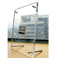 亚克力相框床头相框婚纱相框亚克力相框展示架亚克力透明展示架 透明亚克力相框