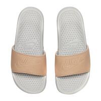 NIKE耐克女休闲鞋2018夏季新款潮流运动休闲沙滩凉鞋拖鞋AO4642