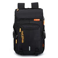 自然鱼 初中生书包男新款韩版电脑背包大容量背包减负防泼水旅行背包