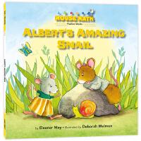 鼠小弟爱数学:蜗牛的奇迹 Mouse Math : Albert's Amazing Snail
