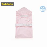 【3折价:71.7】巴拉巴拉婴儿用品保暖睡袋秋装新款宝宝防踢被男童家居睡袋棉