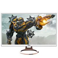 HKC 惠科 P320Plus 32英寸显示器台式电脑液晶显示屏幕ips高清游戏网咖 玻璃底座/玫瑰金底座留言备注哦