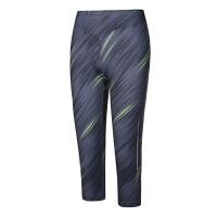 361度女装 夏秋时尚瑜伽裤女 服装紧身健身训练七分裤女 跑步运动