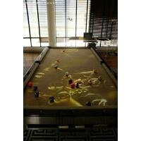 3D互动投影仪台球桌多功能搞笑恶搞幻彩幻影桌球台黑科技