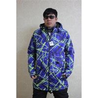 韩国风单板双板男女款滑雪服加棉防水滑雪衣防风衣服户外