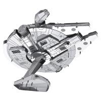 3D立体拼装金属模型星球大战宇宙飞船DIY玩具