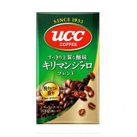 【网易考拉】ucc 悠诗诗 清新酸感乞力马扎罗风味咖啡粉 200克/盒