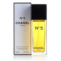 Chanel香奈儿NO5号女士淡香水50ml 100ml 五号女士 持久香水