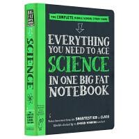 原版Everything You Need to Ace Science in One Big Fat Noteboo