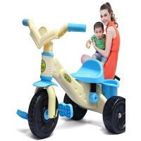 儿童三轮车脚踏车小孩单车玩具轻便自行车1-3岁