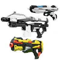 男孩玩具礼物电动连发软弹枪儿童玩具枪发射器