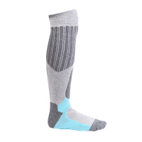 运动滑雪袜户外加厚长筒登山徒步速干袜子男保暖透气运动袜女