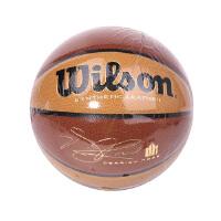 Wilson 威尔胜 室内外通用 校园训练耐磨竞赛篮球 WTB918G 柔软吸湿篮球(风风尚版)