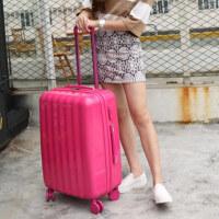 软妹行李箱女小清新韩版学生24寸少女玩味拉杆箱20可爱网红旅行箱