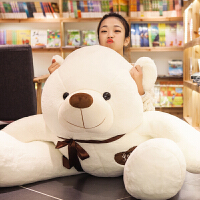 熊公仔抱抱熊毛绒玩具布娃娃大号大熊玩偶生日礼物女孩