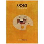 Archist 建筑美学 经典建筑海报30张 进口原版