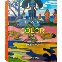 【英文版】THE POWER OF COLOR 耶鲁大学出版 色彩的力量:五个世纪的欧洲经典绘画解读