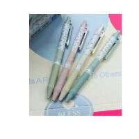 晨光文具 晨光圆珠笔 AGP01518可爱 花花米菲圆珠笔 0.38MM蓝色