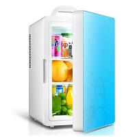 车载冰箱16L迷你小冰箱学生宿舍家用小型冰箱制冷冷藏冷热两用
