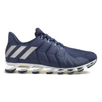 Adidas阿迪达斯男鞋 男子刀锋战士缓震网面运动跑步鞋B49441
