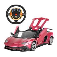 超大兰博基尼遥控车充电漂移赛车跑车电动遥控汽车儿童男孩玩具车