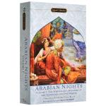 一千零一夜 英文原版小说 The Arabian Nights 天方夜谭 英文版原版 阿拉伯民间故事书集 正版进口英语