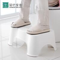 日本�R桶�|�_凳�l浴坐便凳�和�如��凳蹲便凳��s�F代小板凳