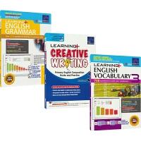 SAP Learning Vocabulary Grammar Creative Writing 3 学习系列三年级练