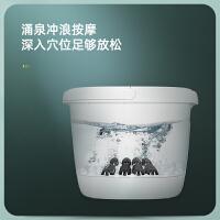 151小白全自动足浴器洗脚盆高深泡脚桶电动加热恒温按摩家用kb6
