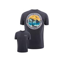 【美版偏大一码】Columbia 哥伦比亚 2018春季新款 EXPLORER 男士户外透气短袖纯棉T恤 COLM-0