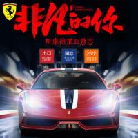 Ferrari/法拉利充电遥控汽车玩具车男孩遥控车赛车电动手柄儿童