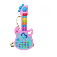 儿童早教玩具 婴幼儿音乐吉他玩具故事机宝宝儿童益智早教礼盒装生日礼物