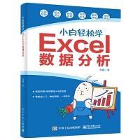正版 小白轻松学Excel数据分析 创建设计报表流程详讲Desk安装数据建模可视化视图 Excel数据获取替换值 Exc