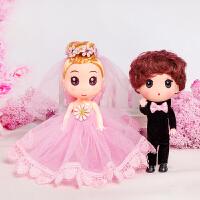 公主娃娃车载挂件节日生日创意礼品婚礼房间摆件装饰