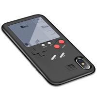 手机壳X苹果7plus怀旧游戏机俄罗斯方块iPhone8